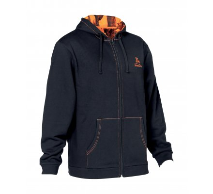 Sweat zippé Neuvy Verney Carron