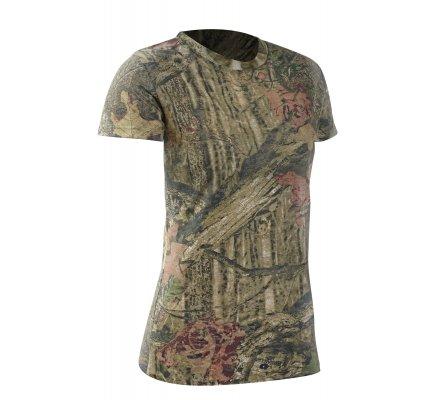 Tee-shirt femme Mossy Oak Break Up Infinity