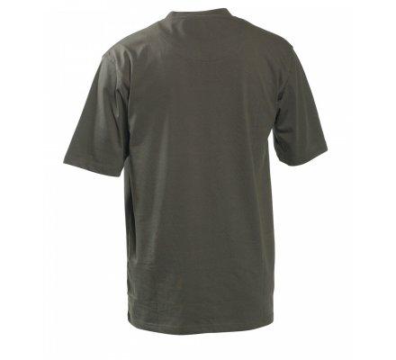 Tee-shirt à manches courtes Kaki Deerhunter
