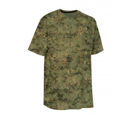 Tee-shirt à manches courtes Snake Forest Pro Hunt