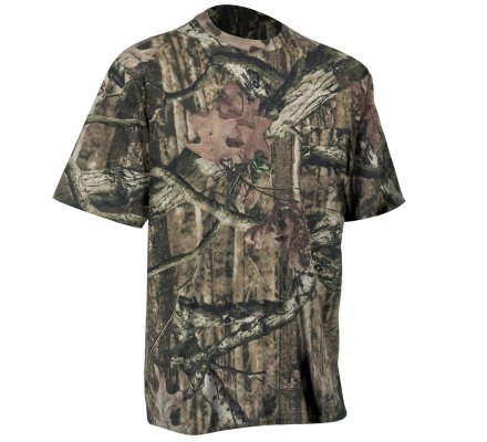 Tee-Shirt manches courtes Mossy Oak Break Up Infinity