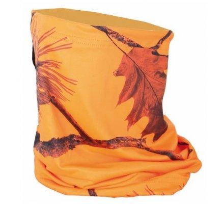 Tour de cou camouflage orange SOMLYS