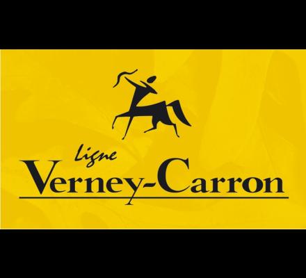 Couteau droit Kimi noir Verney Carron