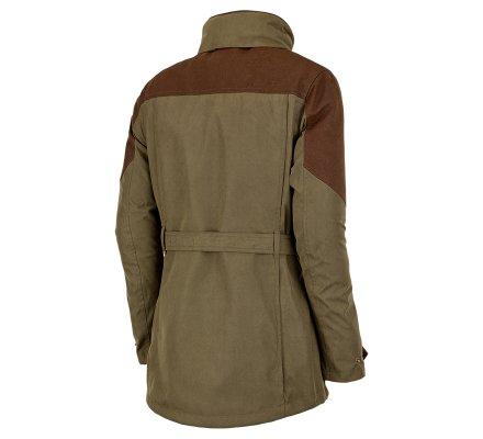 Veste de chasse femme ceinturée York STAGUNT