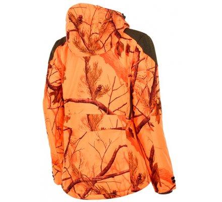 Vestes de poste femme camo orange Ciervo Stagunt