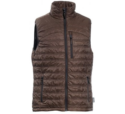 Veste molletonnée sans manches marron Deerhunter
