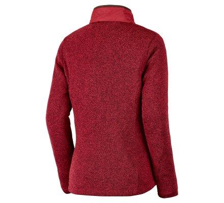 Veste polaire tricotée femme anémone Cuiros STAGUNT
