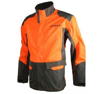 Veste de traque NANO RESIST orange fluo SOMLYS