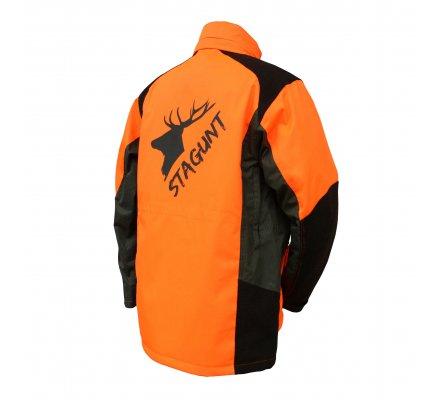 Veste de traque TRACKLIGHT 900 JKT orange fluo Stagunt
