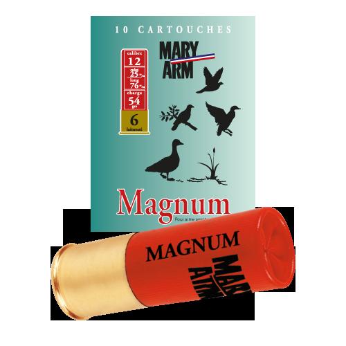 achat vente cartouche magnum 54 mary arm pas cher 4020. Black Bedroom Furniture Sets. Home Design Ideas