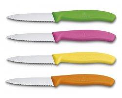 Set de 20 couteaux de table dentelés multicouleur VICTORINOX