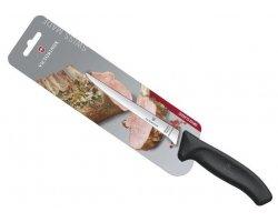 Couteau de cuisine à désosser 15cm noir VICTORINOX
