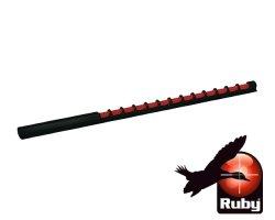 Organe de visée rouge Ruby