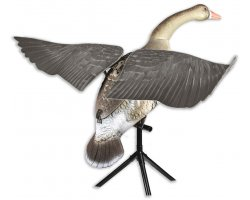 Appelant oie rieuse à ailes battantes électriques HD Lucky Flapper LUCKY DUCK