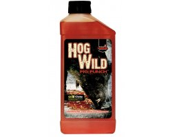 Attractant liquide Hog Wild Pig Punch 1,2 L