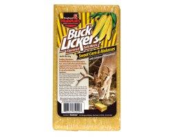 Attractants minéraux saveur maïs doux Buck Lickers