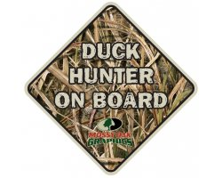 Autocollant_duck_hunter_on_board
