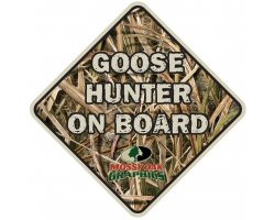 Autocollant_goose_hunter_on_board