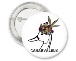 Badge Canarvaleux Xtrem Migrateurs