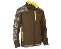 Blouson Softshell Mossy Oak Break Up Country