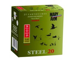 Cartouche_Steel_20_cal_28_Mary_Arm_cote_chasse