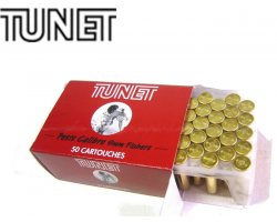 Cartouche Tunet petit calibre 9mm Flobert