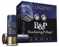 Cartouches B&P F2 Legend Cal 12 - 28g