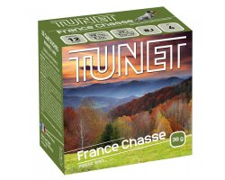 Cartouches Tunet france chasse 36 BJ cal 12
