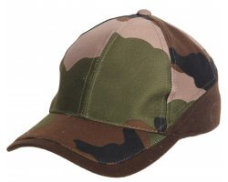Casquette camouflage TREELAND