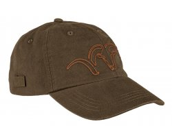 Casquette Blaser argali brodé orange - marron