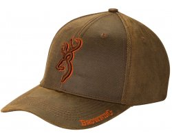 Casquette Browning Rhino brune et rouge
