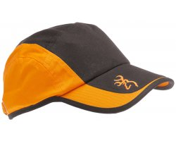 casquette_browning_ultra_anthracite_orange_cote_chasse