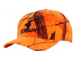 Casquette camouflage orange fluo Realtree Blaze STAGUNT