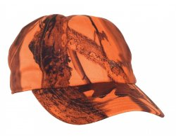 Casquette Cumberland avec couvre nuque Camouflage Blaze Deerhunter
