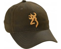 Casquette dura wax browning