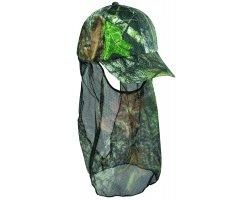 Casquette filet camouflage Mossy Oak break up