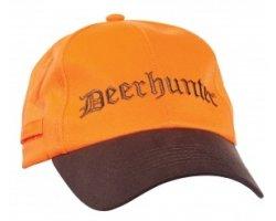 Casquette orange / marron Bavaria Deerhunter