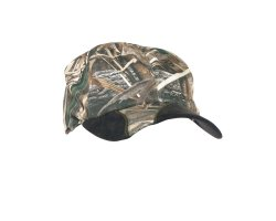 Casquette réversible Muflon camouflage Max-5/orange Deerhunter