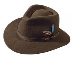 Chapeau Harry Bronze Club Interchasse