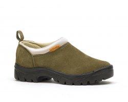 Chaussures basses sabots après chasse Cantal