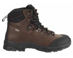 Chaussures de chasse cuir marron Laforse AIGLE