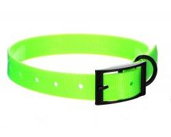 Collier TPU vert fluo 1