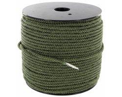 Corde tressée avec ame 4 mm