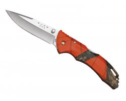 Couteau Bantam camouflage orange BUCK