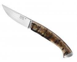 Couteau corne mouflon