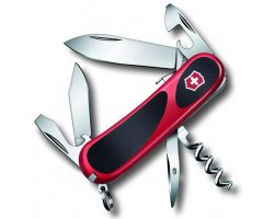 Couteau Victorinox Evogrip S101 Rouge