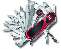 Couteau Victorinox Evogrip S54 Rouge