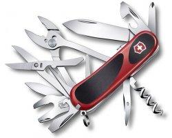 Couteau Victorinox Evogrip S557 Rouge