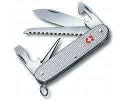 Couteau Victorinox Farmer Alox Silver