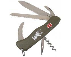 Couteau Victorinox Hunter OD kaki